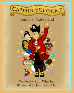 Captain Sillyvoice book cover