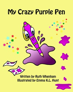 Purple Pen book cover